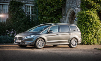 Ford Galaxy People Carrier