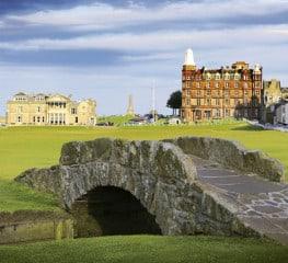 St Andrews Golf Tours