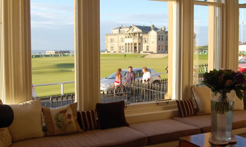 Old Course View