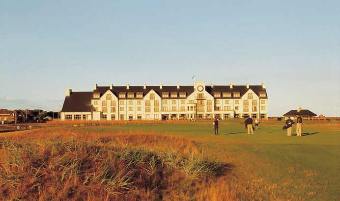 Carnoustie 2018 Open Packages