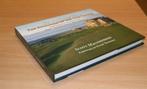 Evolution of The Old Course by Scott Macpherson