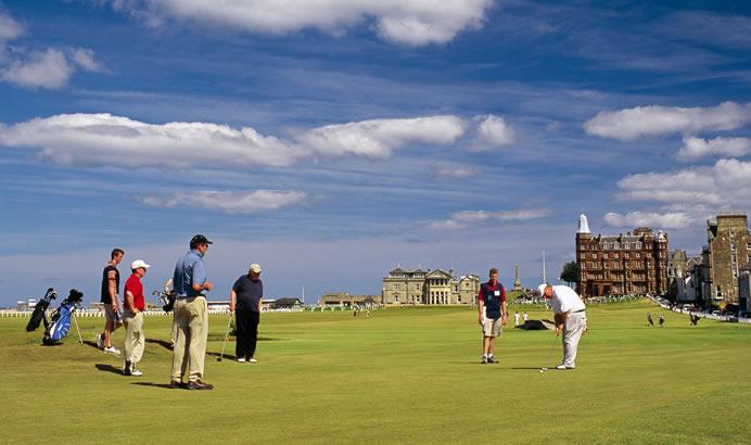 St Andrews Golf Week 2017