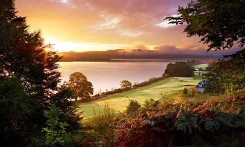 Loch Lomond, Scotland