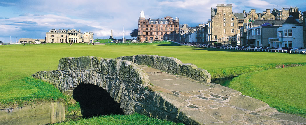 The Old Course, St Andrews