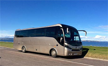 Luxury Coach For Golfers