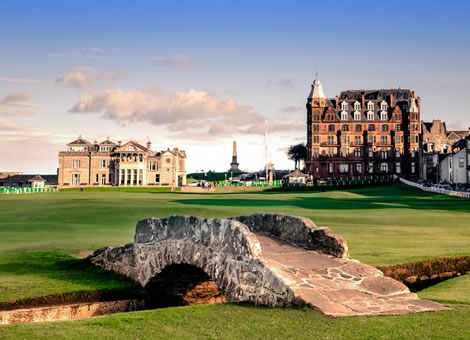 St Andrews Hotels With Old Course Tee Times