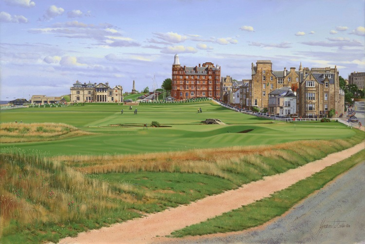 St Andrews, Scotland, Graeme Baxter Prints