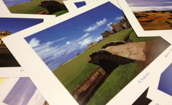 Old Course St Andrews Prints by Masakuni Akiyama go on sale