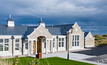 The Clubhouse at Trump Scotland