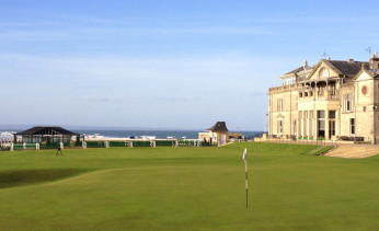 2018 British Seniors Open at St Andrews
