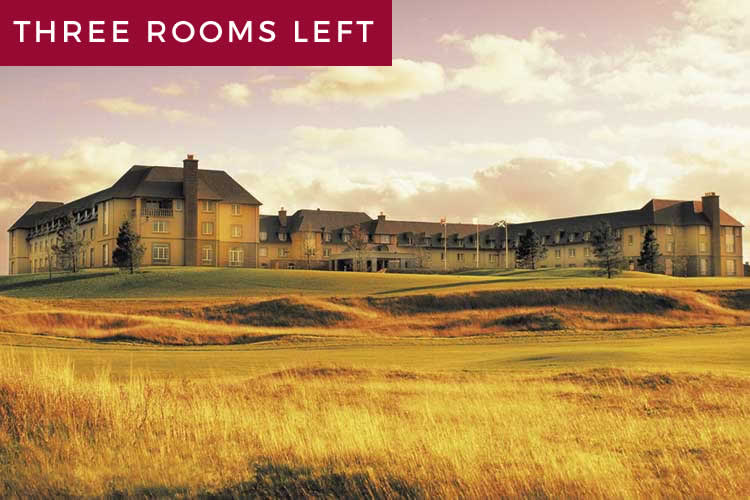 Fairmont Hotel St Andrews 2021 Open Tickets Accommodation