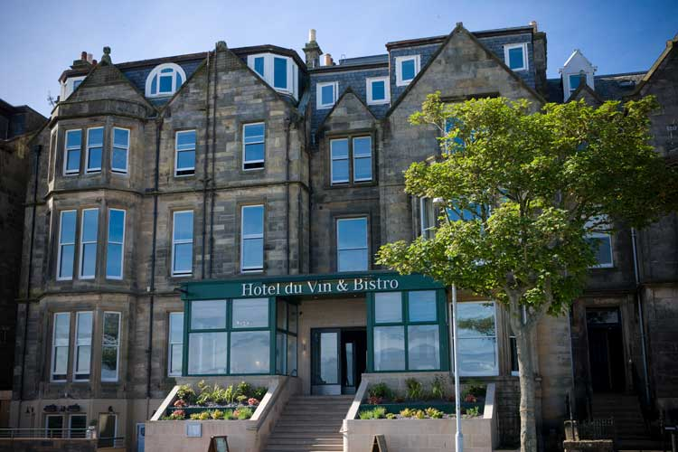 Hotel Du Vin St Andrews 2021 Open Tickets Accommodation