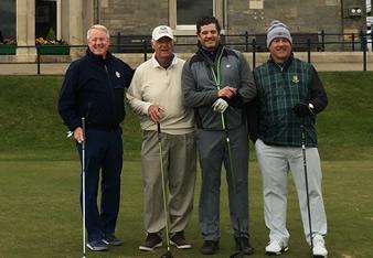 John Boykin - Links Golf St Andrews Testimonial