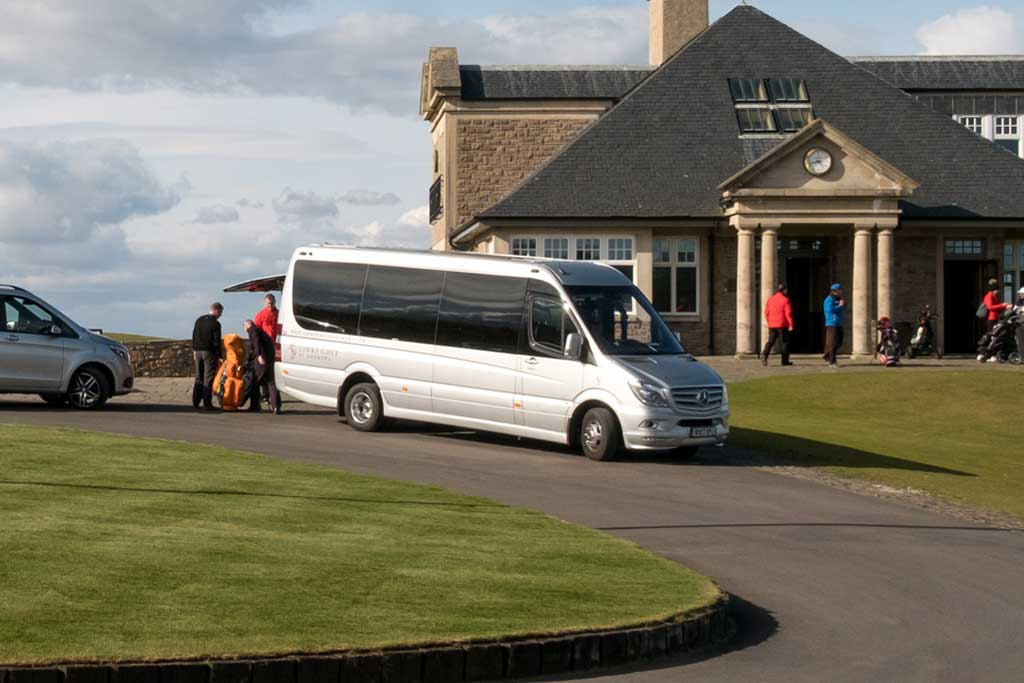 Links Golf St Andrews Coach