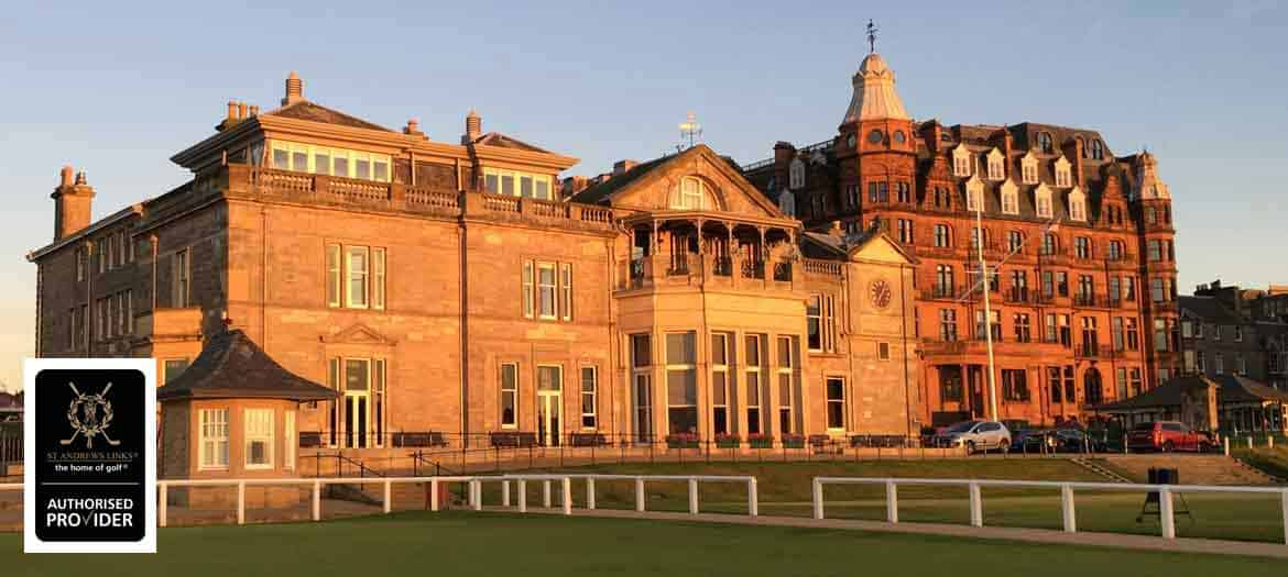 Old Course Tee Time Packages