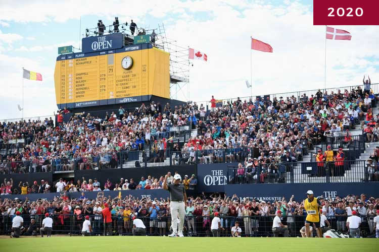 Royal St Georges 2020 Open Packages