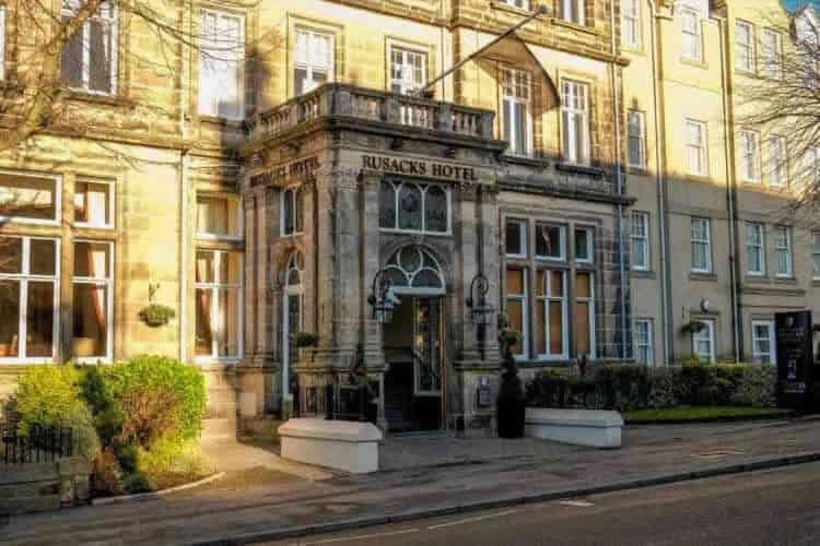 Rusacks Hotel St Andrews 2021 Open Tickets Accommodation