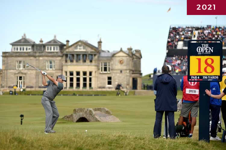 St Andrews 2021 Open Golf Packages