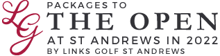 Links Golf St Andrews Logo