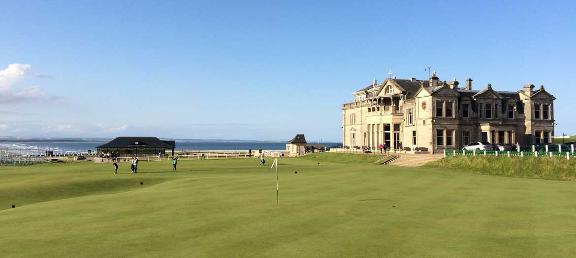 St Andrews Golf Package