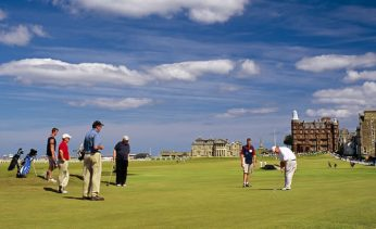 St Andrews Golf Week 2017