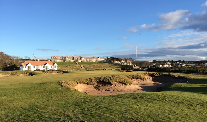 Turnberry Golf Course Redesign