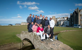Old Course St Andrews Tee Times 2018